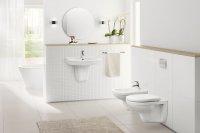 Łazienka w bieli