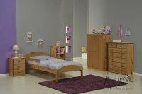 przykład stylizacji sypialni 2