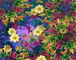 Obraz, kwiaty