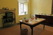 Stół w pokoju