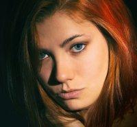 fotoportret dziewczyny