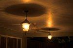 lampy w salonie