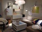 salon z meblami tapicerowanymi