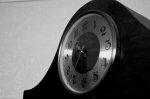 zegar w starym stylu
