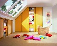 szafa w pokoju dziecka